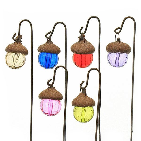Acorn Cap Lanterns