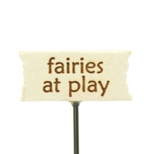 Fairies At Play Sign