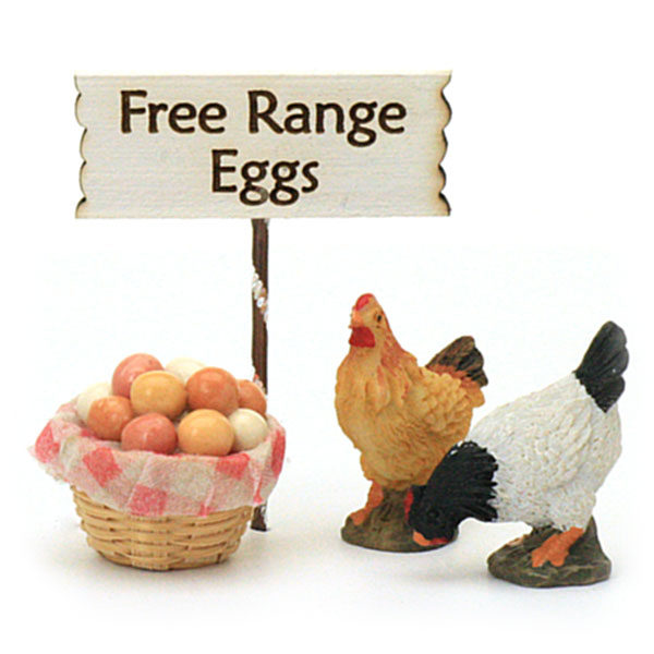 Chicken & Egg Set