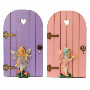 Fairy Door With Fairy