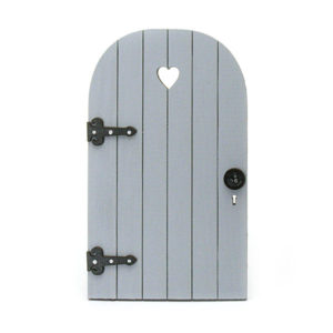 Sweetheart Door - dove grey