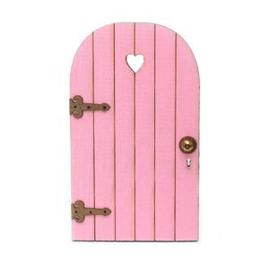 Sweetheart Door - pink