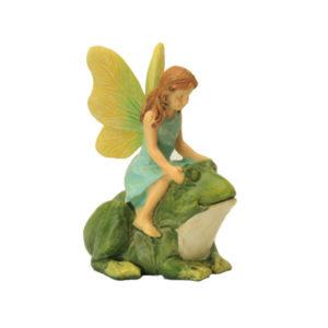 Fairy & Frog