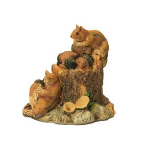 Squirrel and Acorns