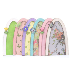 Mixed Pack Fairy Door